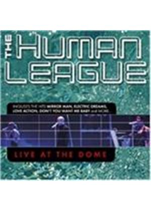 The Human League - Live At The Dome (+DVD)