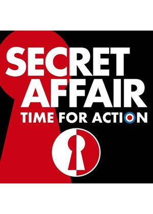Secret Affair - Time For Action (+DVD)