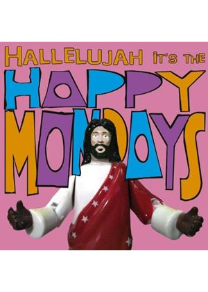 Happy Mondays - Hallelujah It's The Happy Mondays (+DVD)
