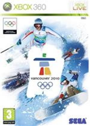 Vancouver 2010: The Official Videogame Of The Olympic Winter Games (XBox 360)