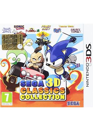 SEGA 3D Classic Collection (3DS)