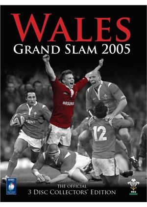 Wales Grand Slam 2005 [Collectors Edition]