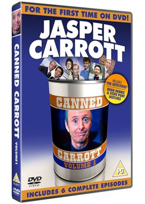 Jasper Carrott: Canned Carrott - Volume 1