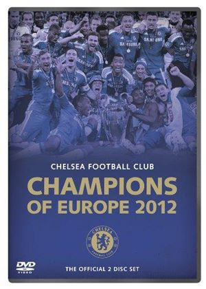 Chelsea FC - Champions of Europe 2012