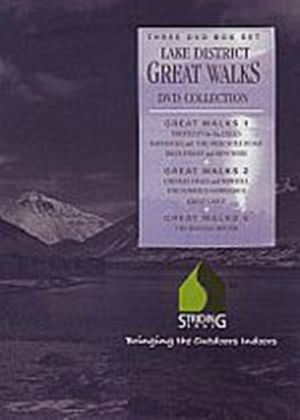 Great Walks - Lake District Collection (Three Discs) (Box Set)