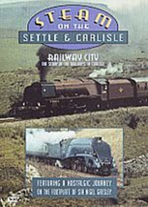 Steam On The Settle To Carlisle/Railway City