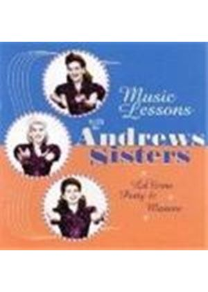 Andrews Sisters - Music Lessons