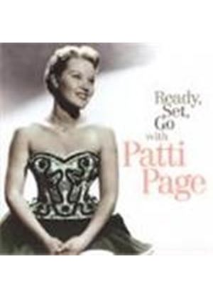 Patti Page - Ready Set Go With Patti Page