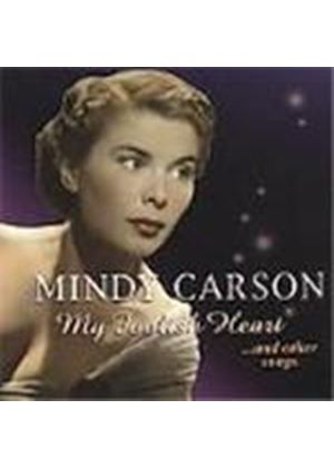 Mindy Carson - My Foolish Heart