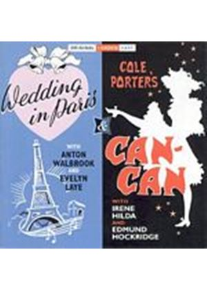 Original London Cast Recording - Wedding In Paris/Can Can (Music CD)