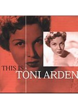 Toni Arden - This Is Toni Arden (Music CD)