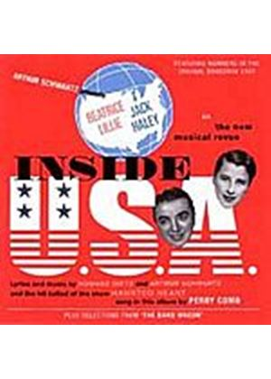 Original Broadway Cast Recording - Inside USA/The Band Wagon (Music CD)