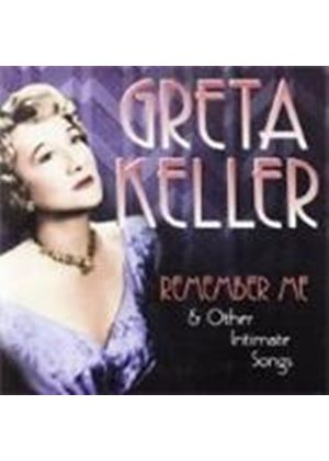 Greta Keller - Remember Me And Other Intimate Songs