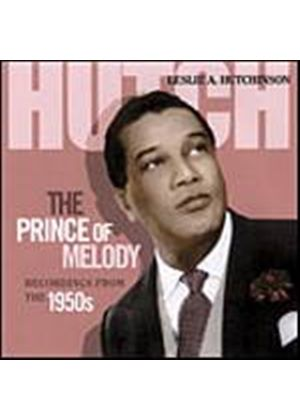 Hutchinson, Leslie A. - Prince Of Melody, The (Music CD)