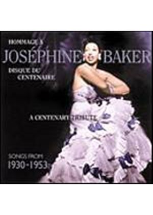 Josephine Baker - A Centenary Tribute (Music CD)