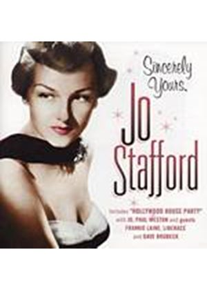 Jo Stafford - Sincerely Yours (Music CD)