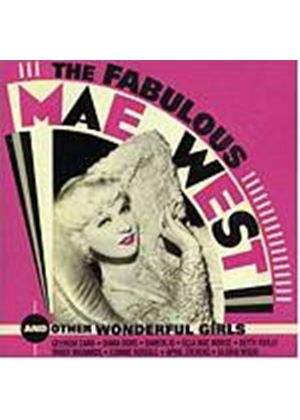 Mae West - The Fabulous Mae West (Music CD)