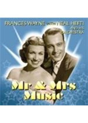 Frances Wayne & Neal Hefti/His Orchestra - Mr And Mrs Music