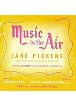 Jane Pickens - Music In The Air (Music CD)