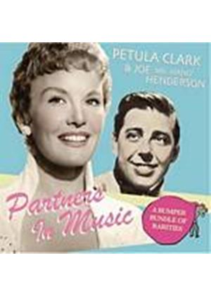 "Petula Clark/Joe ""Mr. Piano"" Henderson - Partners In Music (Music CD)"