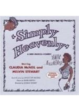 Original Broadway Cast - Simply Heaven (Music CD)