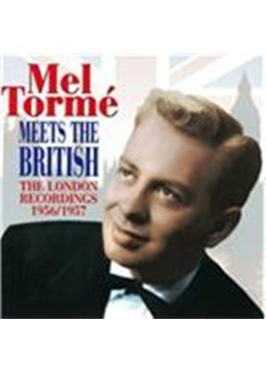 Mel Torme - Mel Torme Meets The British: London Recordings 1956-957