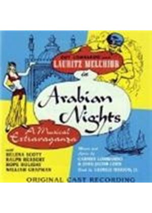 Original Cast Recording - Arabian Nights