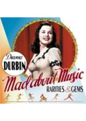 Deanna Durbin - Mad About Music (Music CD)