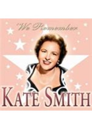 Kate Smith - We Remember Kate Smith (Music CD)