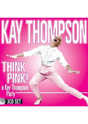 Kay Thompson - Think Pink (Music CD)