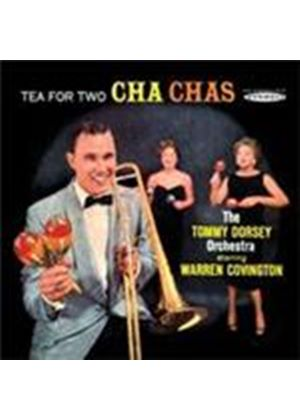 Tommy Dorsey Orchestra & Warren Covington - Tea For Two Cha Chas (Music CD)