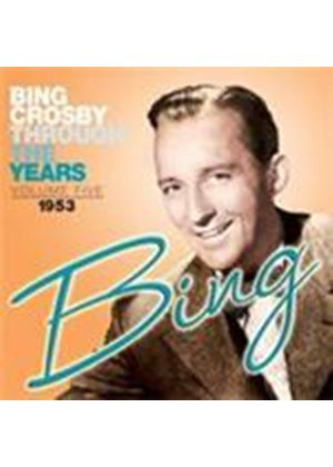 Bing Crosby - Through The Years Vol.5 (1953) (Music CD)