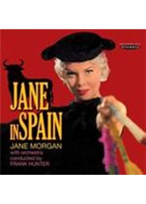 Jane Morgan - Jane In Spain (Music CD)