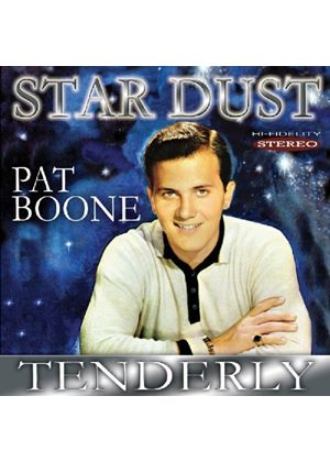 Pat Boone - Star Dust/Tenderly (Music CD)
