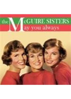 McGuire Sisters - May You Always (Music CD)