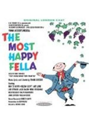 Original London Cast - Most Happy Fella, The (Music CD)