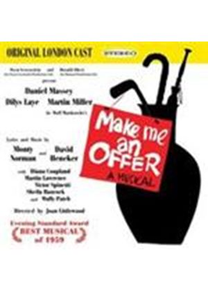 Original London Cast - Make Me An Offer (Music CD)
