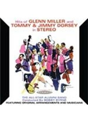 Bobby Byrne & His All-Star Alumni Band - Hits Of Glenn Miller And Tommy And Jimmy Dorsey In Stereo (Music CD)