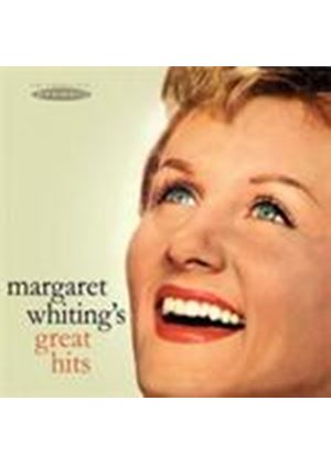 Margaret Whiting - Margaret Whiting's Great Hits (Music CD)