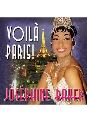Josephine Baker - Voila Paris (Music CD)