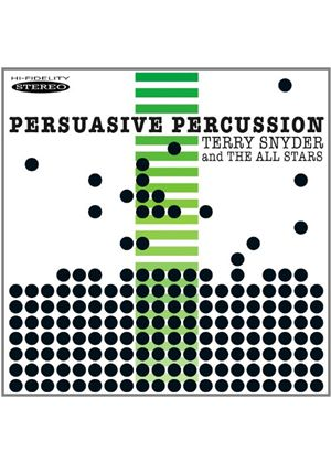 Terry Snyder - Persuasive Percussion (Music CD)