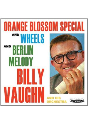 Billy Vaughn - Orange Blossom Special and Wheels/Berlin Melody (Music CD)