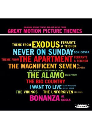 Various Artists - Great Motion Picture Themes [Sepia] (Music CD)