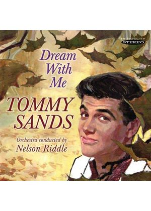 Tommy Sands - Dream with Me (Music CD)