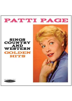Patti Page - Sings Country and Western Golden Hits (Music CD)