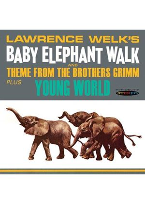 Lawrence Welk - Baby Elephant Walk / Young World (Music CD)