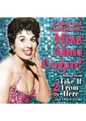 Alma Cogan - Miss Alma Cogan (Music CD)