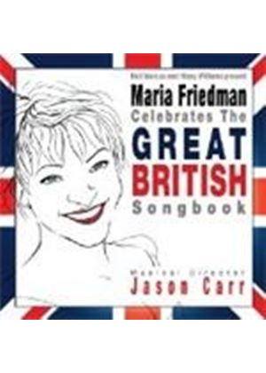 Maria Friedman - Celebrates The Great British Songbook (Music CD)