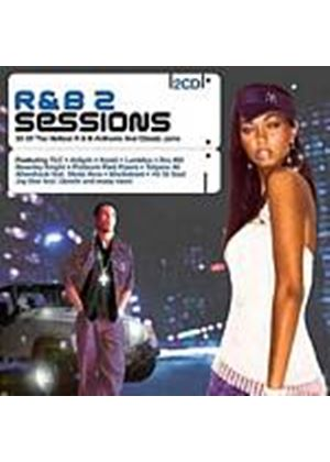 Various Artists - R&B Sessions (Music CD)