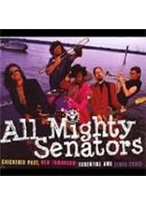 All Mighty Senators - Checkered Past New Tomorrow (Essential AMS 1988-2005)